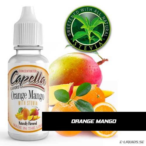 Orange Mango - Capella Flavors (Stevia)