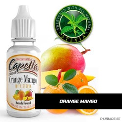 Orange Mango - Capella Flavors (Stevia)