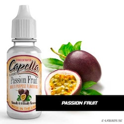 Passion Fruit - Capella Flavors