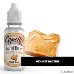Peanut Butter - Capella Flavors
