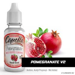 Pomegranate v2 - Capella Flavors