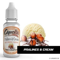 Pralines and Cream - Capella Flavors