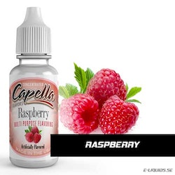 Raspberry - Capella Flavors