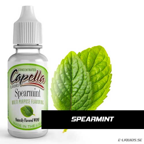 Spearmint - Capella Flavors