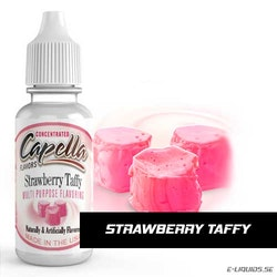 Strawberry Taffy - Capella Flavors