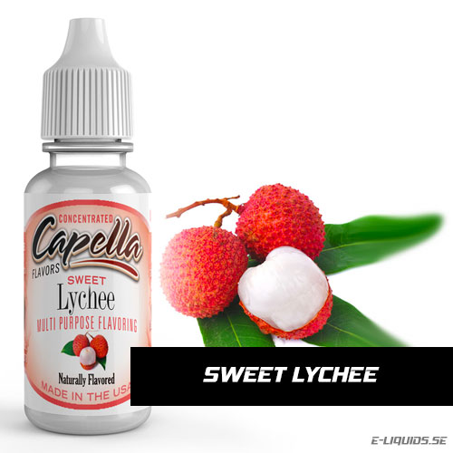Sweet Lychee - Capella Flavors
