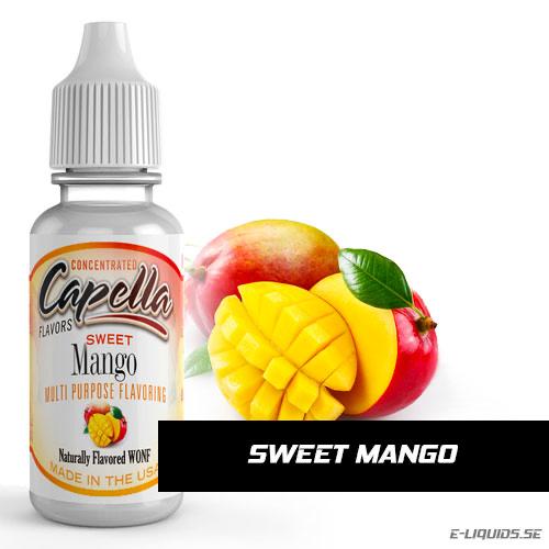 Sweet Mango - Capella Flavors