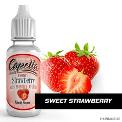 Sweet Strawberry - Capella Flavors