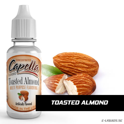 Toasted Almond - Capella Flavors