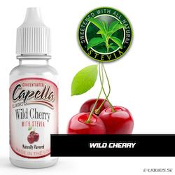 Wild Cherry - Capella Flavors (Stevia)