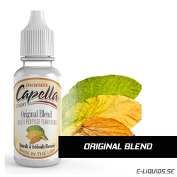 Original Blend (Tobacco) - Capella Flavors