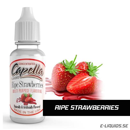 Ripe Strawberries - Capella Flavors