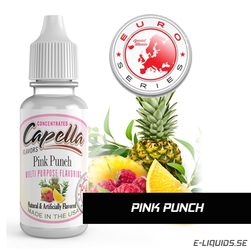 Pink Punch - Capella Flavors (Euro Series)