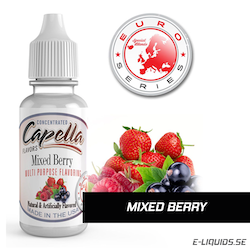 Mixed Berry - Capella Flavors (Euro Series)