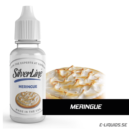 Meringue - Capella Flavors (Silverline)