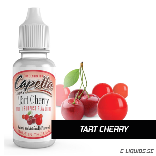 Tart Cherry - Capella Flavors