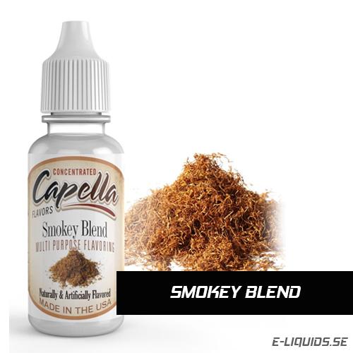 Smokey Blend (Tobacco) - Capella Flavors