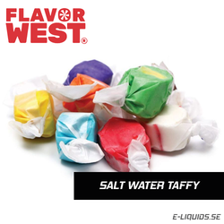 Salt Water Taffy - Flavor West