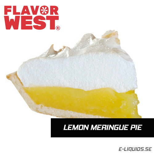 Lemon Meringue Pie - Flavor West