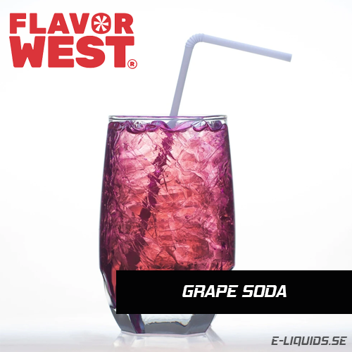Grape Soda - Flavor West