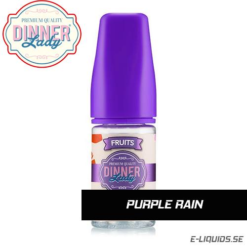 Purple Rain - Dinner Lady
