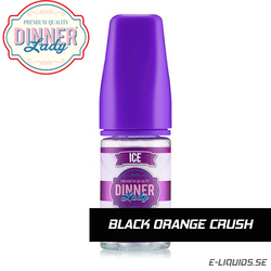 Black Orange Crush - Dinner Lady