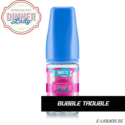 Bubble Trouble - Dinner Lady