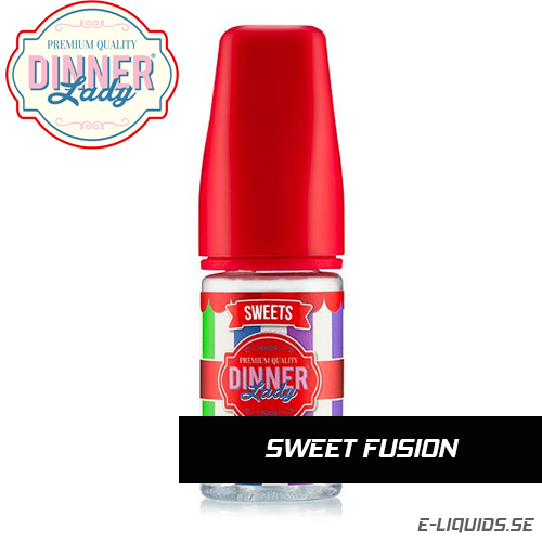 Sweet Fusion (Sweet Fruits) - Dinner Lady