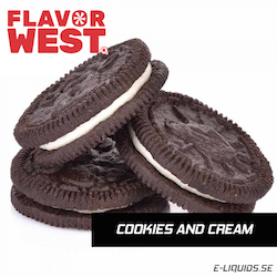Cookies & Cream - Flavor West