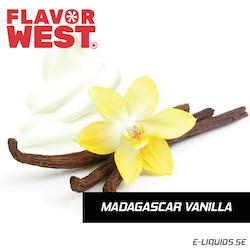 Madagascar Vanilla - Flavor West