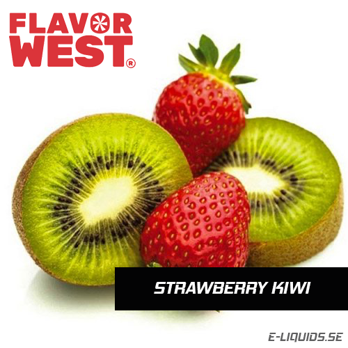 Strawberry Kiwi - Flavor West