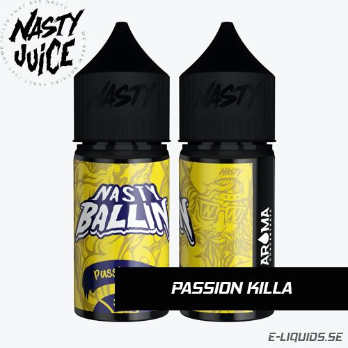 Passion Killa - Nasty Juice