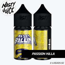 Passion Killa - Nasty Juice