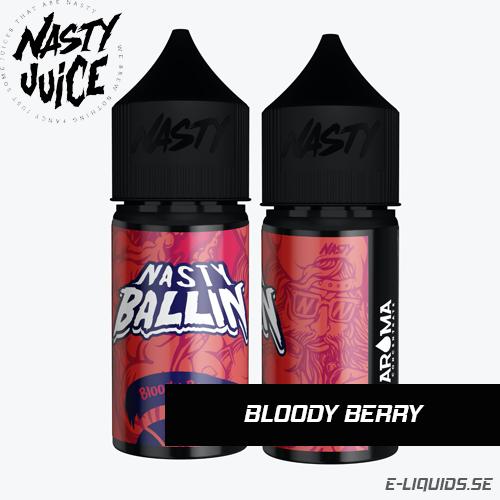 Bloody Berry - Nasty Juice