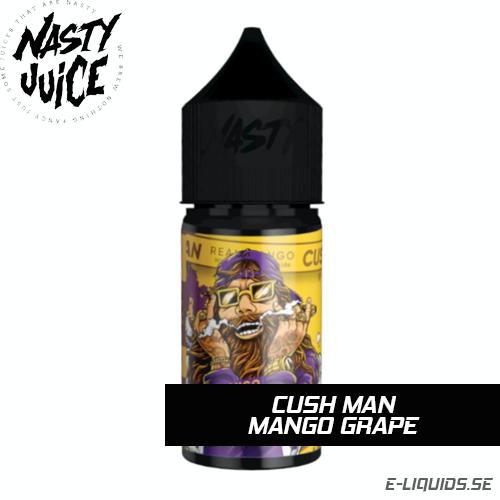 Cush Man (Mango Grape) - Nasty Juice