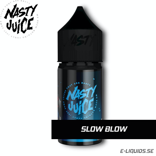 Slow Blow - Nasty Juice