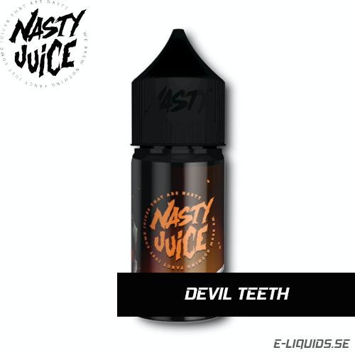 Devil Teeth - Nasty Juice