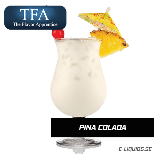 Pina Colada - The Flavor Apprentice