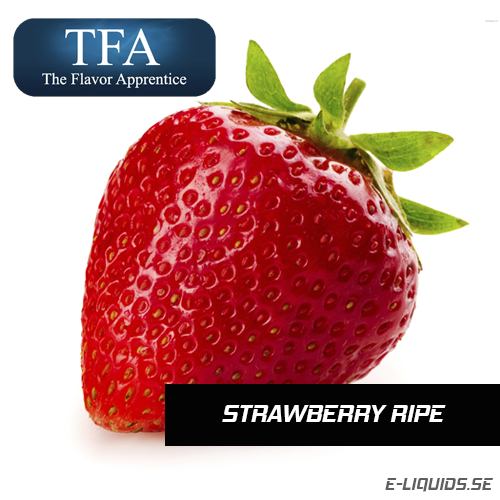 Strawberry Ripe - The Flavor Apprentice