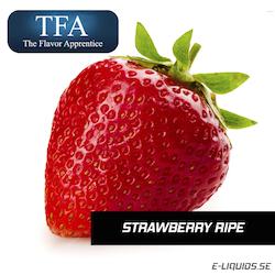 Strawberry Ripe - The Flavor Apprentice