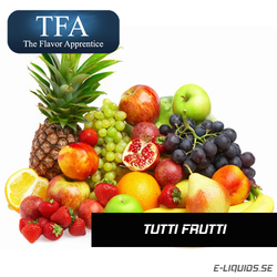 Tutti Frutti - The Flavor Apprentice