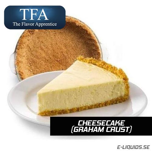 Cheesecake (Graham Crust) - The Flavor Apprentice