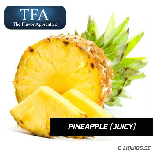 Pineapple (Juicy) - The Flavor Apprentice