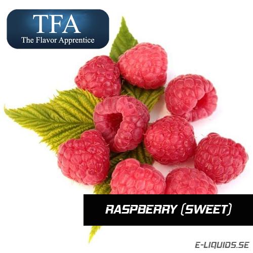 Raspberry (Sweet) - The Flavor Apprentice
