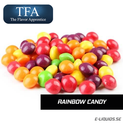 Rainbow Candy - The Flavor Apprentice
