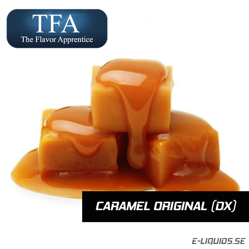 Caramel Original (DX) - The Flavor Apprentice