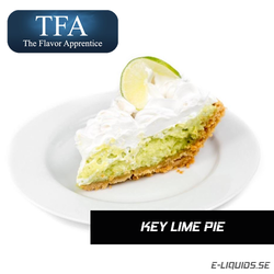 Key Lime Pie - The Flavor Apprentice