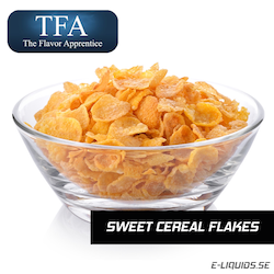 Sweet Cereal Flakes - The Flavor Apprentice
