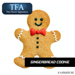 Gingerbread Cookie - The Flavor Apprentice