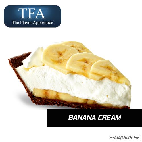 Banana Cream - The Flavor Apprentice